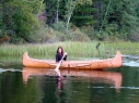 The Most Beautiful Canoe to Grace the Northern Waters